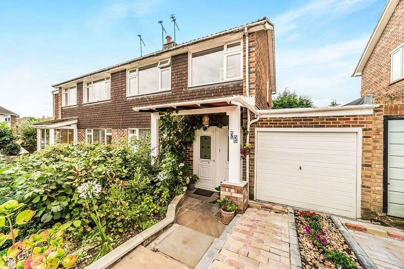 3 Bedrooms Semi Detached House for sale in Shaftesbury Road, Canterbury, CT2