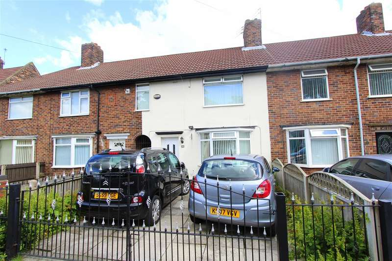 3 Bedrooms Town House for sale in Finch Lane, Knotty Ash, Liverpool