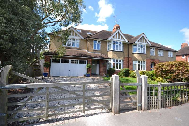 5 Bedrooms Semi Detached House for sale in Winser Drive, Reading