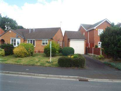 2 Bedrooms Bungalow for sale in Wokingham Grove, Liverpool, Merseyside, England, L36