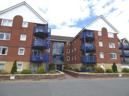 1 Bedroom Flat for sale in Mountbatten Close, Ashton-On-Ribble, Preston, Lancashire