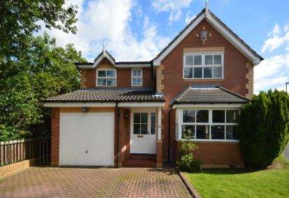 4 Bedrooms Detached House for sale in Greenhead Gardens, Chapeltown, Sheffield, South Yorkshire