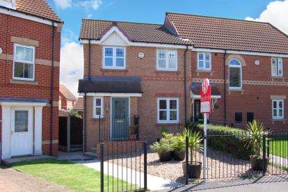 3 Bedrooms Town House for sale in Maplewood Avenue, Sunnyside, Rotherham, South Yorkshire