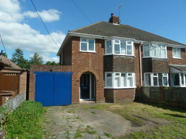 3 Bedrooms Semi Detached House for sale in Sutcliffe Avenue, Earley, Reading