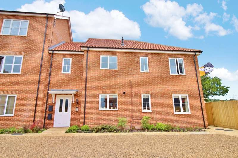 2 Bedrooms Ground Flat for sale in Coot Drive, Sprowston, Norwich