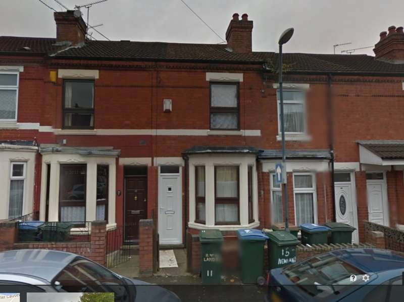 4 Bedrooms Terraced House for rent in Newlands Road, Foleshill