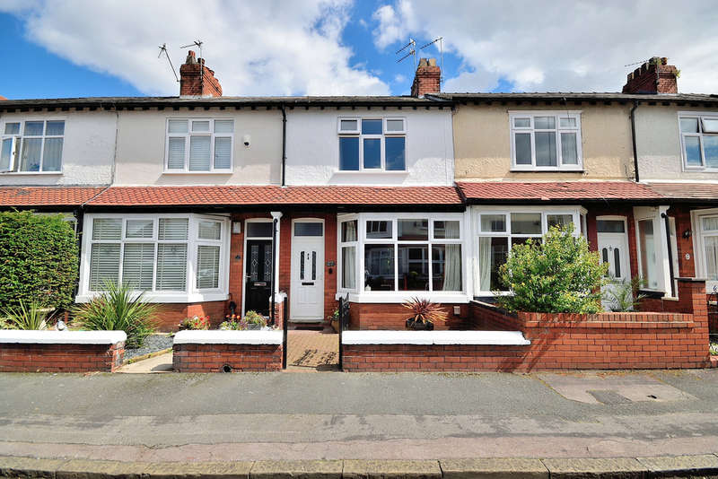 3 Bedrooms Terraced House for sale in Warburton Street, Stockton Heath