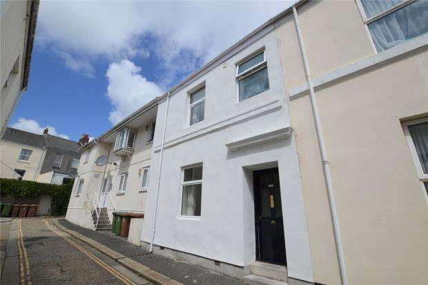 2 Bedrooms Terraced House for sale in Guildford Street, Plymouth, Devon