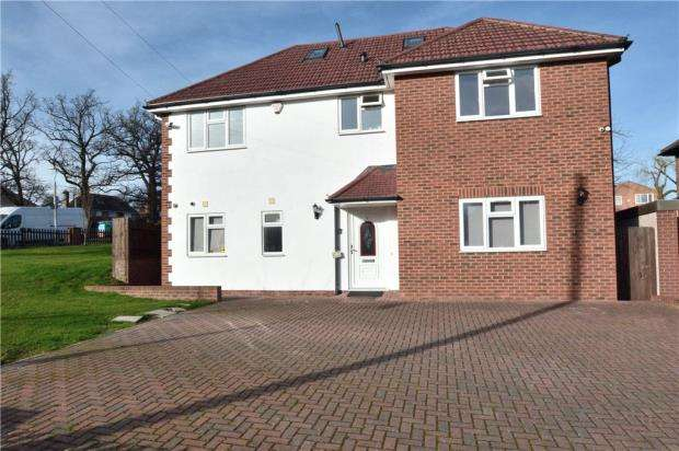 6 Bedrooms Detached House for sale in Woodstock Drive, Ickenham, Middlesex