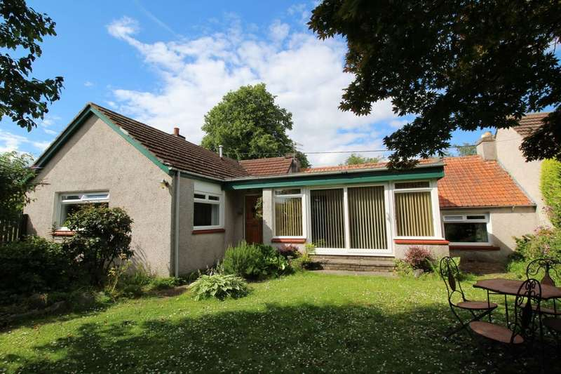 3 Bedrooms Semi Detached Bungalow for sale in Priory Road, Gauldry, Newport-On-Tay, DD6