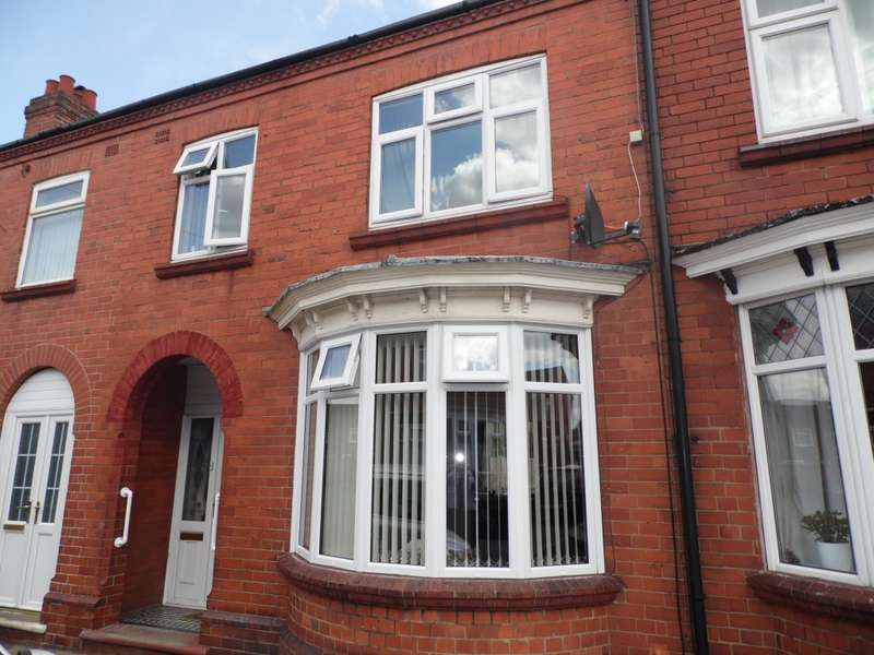 3 Bedrooms Terraced House for sale in Scarll Road, Doncaster, DN4
