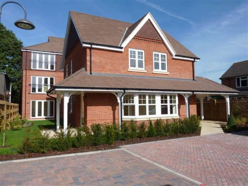 2 Bedrooms Apartment Flat for sale in Peel Court, Pangbourne, RG8