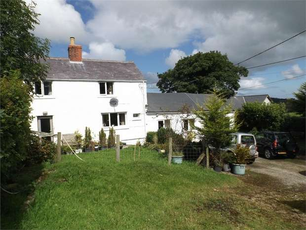 3 Bedrooms Detached House for sale in Llannefydd, Denbigh, Conwy