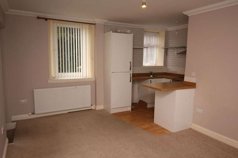1 Bedroom Flat for sale in Bank Street, Brechin, DD9