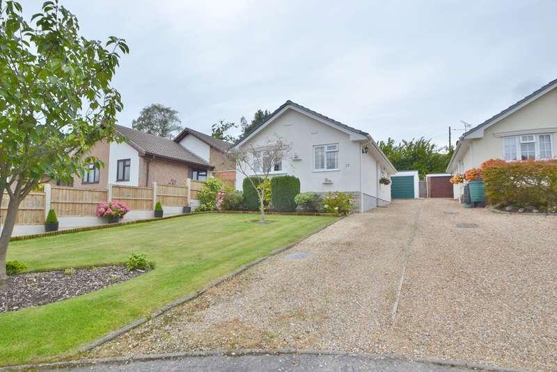2 Bedrooms Detached Bungalow for sale in Verwood