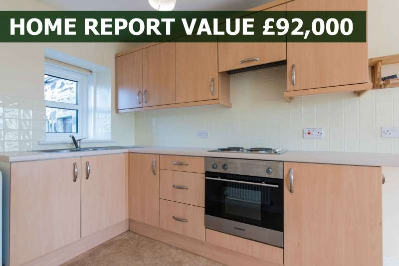 3 Bedrooms Maisonette Flat for sale in Old Market Place, Banff, Aberdeenshire, AB45 1GE