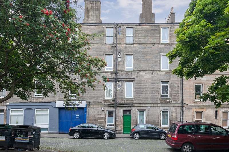 1 Bedroom Flat for sale in Thorntree Street, Edinburgh, EH6 8PY