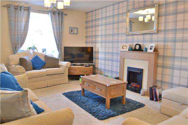 4 Bedrooms Detached House for sale in Oldfield Road, Brockworth, Gloucester, GL3 4RY