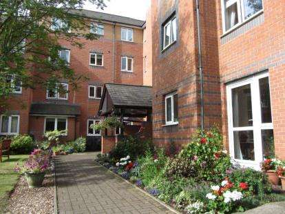 1 Bedroom Retirement Property for sale in Spencer Court, Britannia Road, Banbury, Oxfordshire