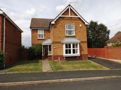 3 Bedrooms Detached House for sale in Sulgrave Close, Dudley, West Midlands