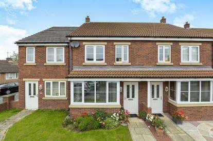 3 Bedrooms Terraced House for sale in Bedale Road, Aiskew, Bedale