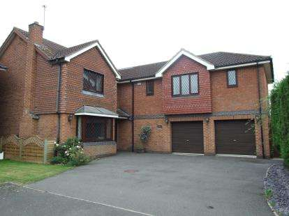 House for sale in Swallows Drive, Stathern, Melton Mowbray, Leicestershire
