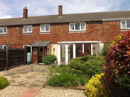 3 Bedrooms Terraced House for sale in Drigh Road, Brookenby, Binbrook, Market Rasen