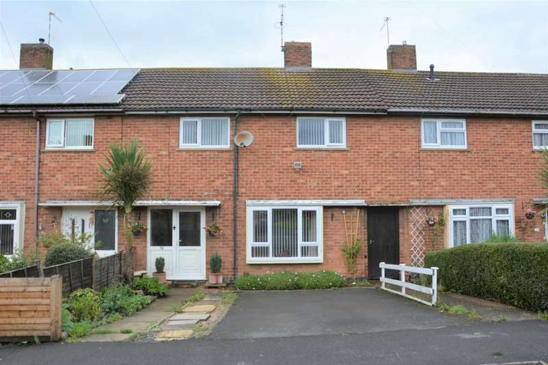 3 Bedrooms Terraced House for sale in Norman Road, Newbold On Avon