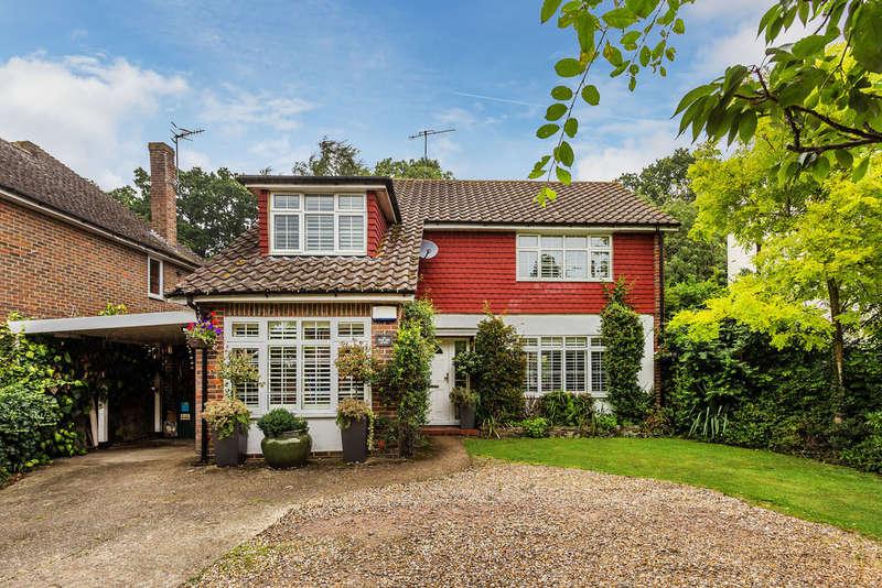 4 Bedrooms Detached House for sale in Stangrove Road, Edenbridge, TN8