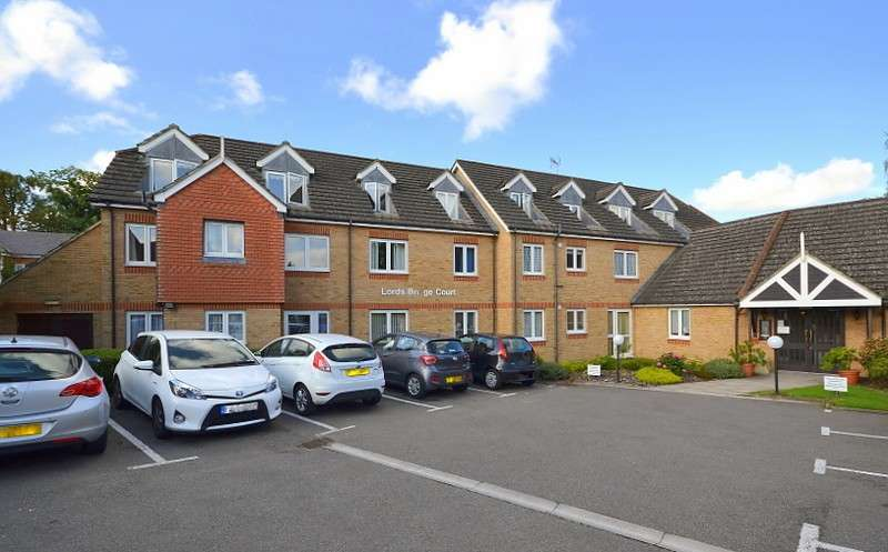 1 Bedroom Retirement Property for sale in Shepperton