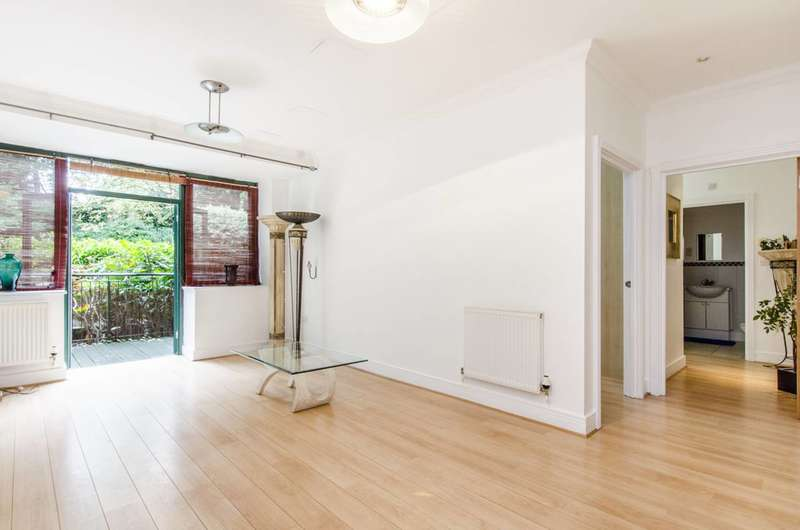2 Bedrooms Flat for sale in Greystoke House, Ealing, W5