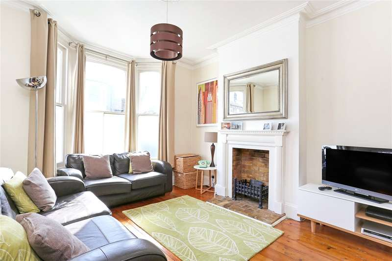 3 Bedrooms Terraced House for sale in Mansell Road, London, W3