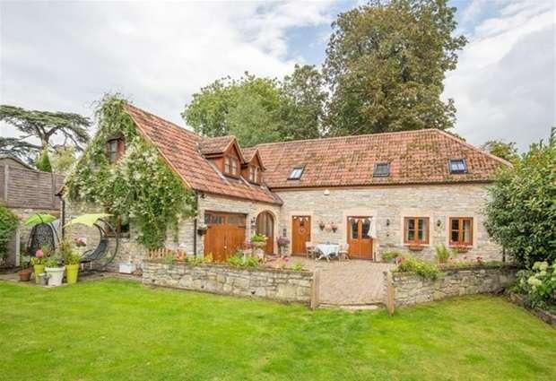 4 Bedrooms House for sale in Manor Road, Cossington, Bridgwater