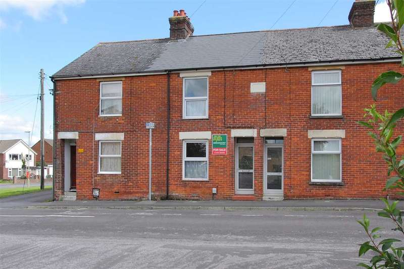 2 Bedrooms Terraced House for sale in St Johns Road, Andover