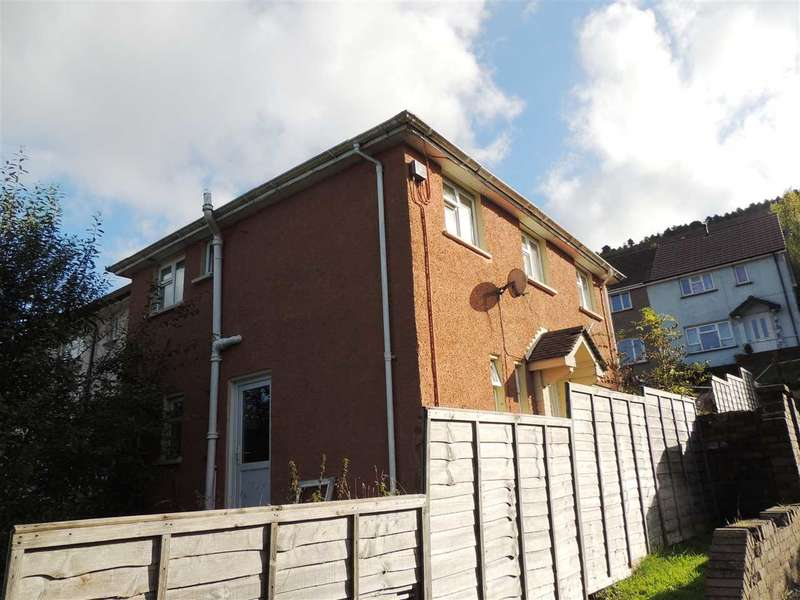3 Bedrooms End Of Terrace House for sale in Harcombe Road, Llwynypia, Tonypandy