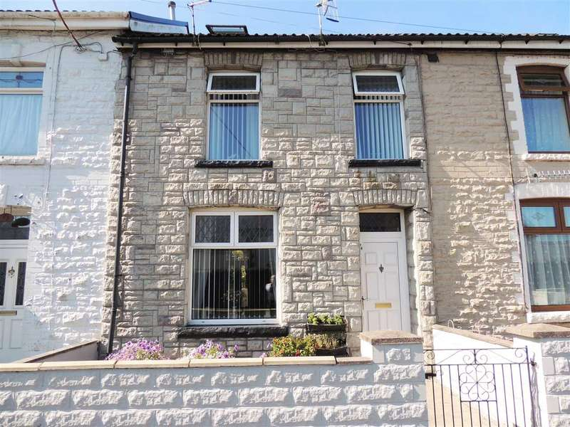 3 Bedrooms Terraced House for sale in Primrose Street, Tonypandy, Tonypandy