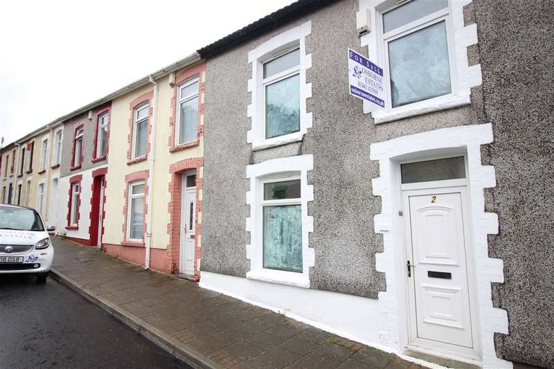 3 Bedrooms Terraced House for sale in Glenview Street, Tonypandy, Tonypandy