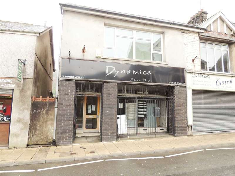 Commercial Property for sale in Dunraven St, Tonypandy, Tonypandy