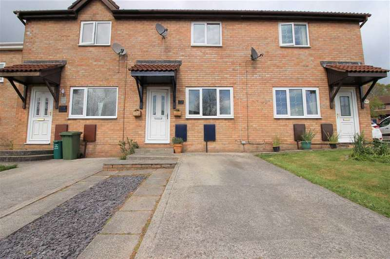 2 Bedrooms Terraced House for sale in Tylcha Ganol, Coed Ely, Tonyrefail