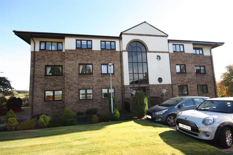 3 Bedrooms Flat for sale in Ravenscourt, Thorntonhall, Glasgow