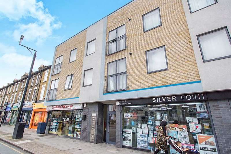 1 Bedroom Flat for sale in Romford Road, London, E7