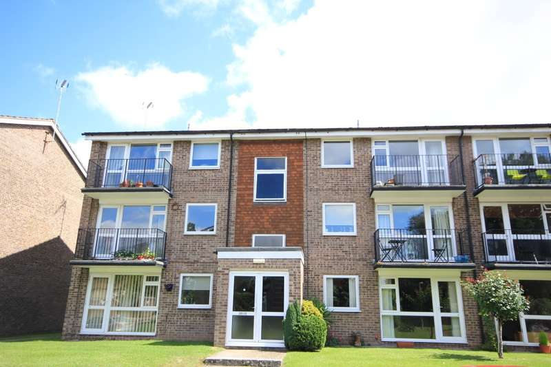 2 Bedrooms Apartment Flat for sale in Armadale Court, Westcote Road, Reading, RG30