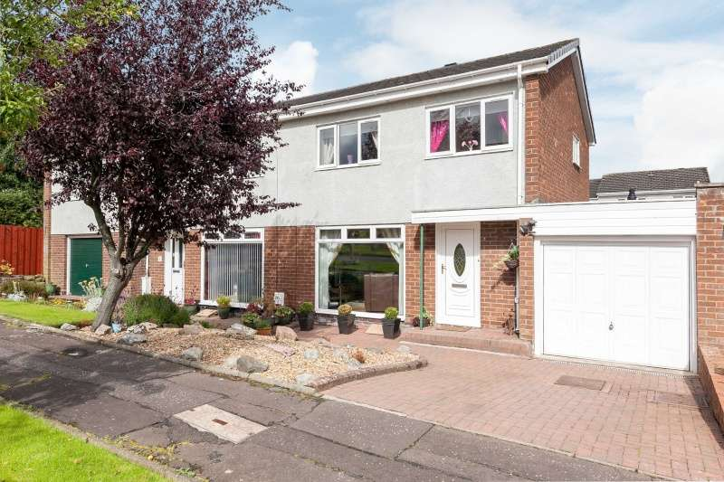 3 Bedrooms Semi-detached Villa House for sale in Threipmuir Gardens, Balerno, EH14 7EZ