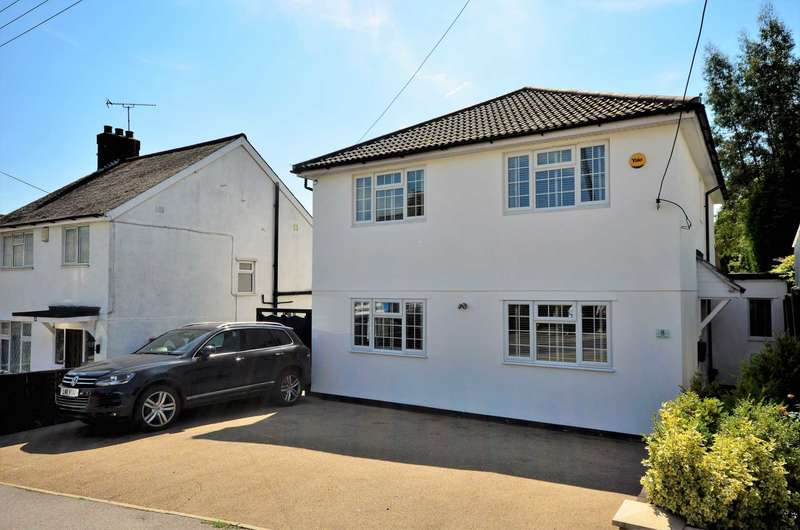 3 Bedrooms Detached House for sale in Hillside Road, Billericay