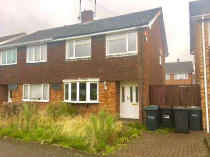 3 Bedrooms Semi Detached House for sale in Toddington Road, Luton, Bedfordshire
