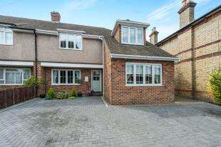 4 Bedrooms Semi Detached House for sale in Whitehill Road, Gravesend, Kent, Gravesend