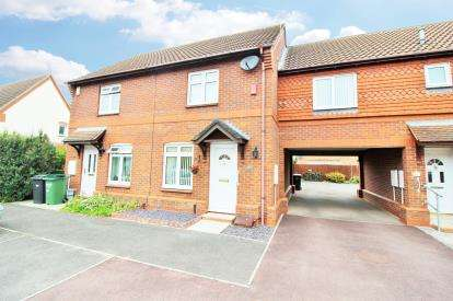 2 Bedrooms Terraced House for sale in Home Orchard, Yate, Bristol