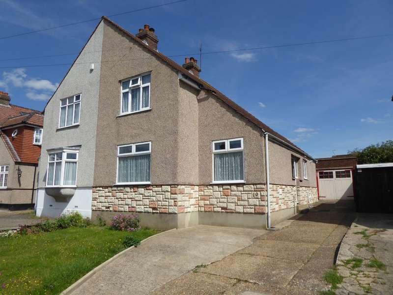 3 Bedrooms Semi Detached House for sale in Woodside Road, Bexleyheath, Kent, DA7 6JZ
