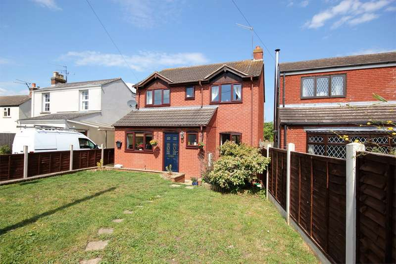 4 Bedrooms Detached House for sale in Saunders Street, Worcester, WR3
