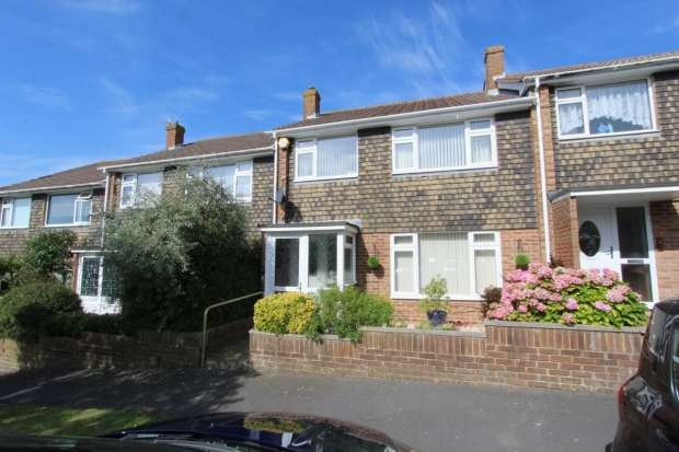 3 Bedrooms Terraced House for sale in Brentwood Close Brighton